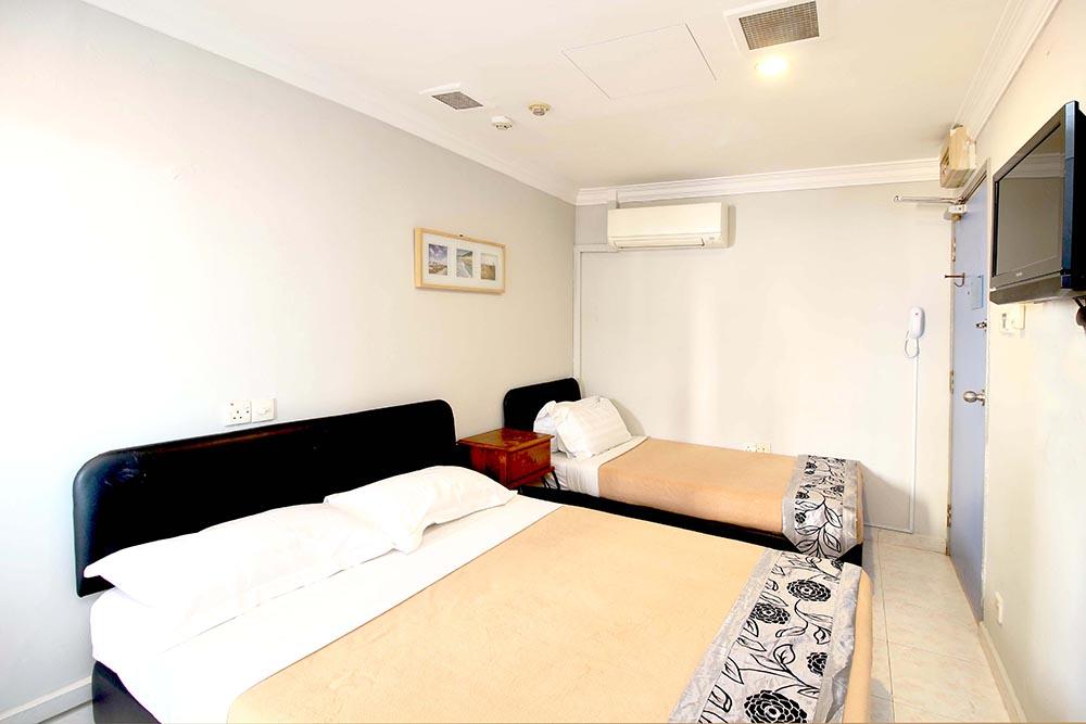 W Hotel Room Service Menu Singapore